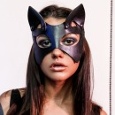 Cat mask on the eyes. фото 2