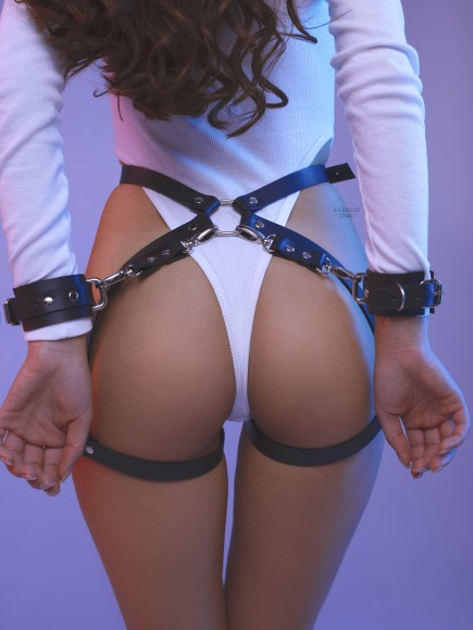 Set with handcuffs. фото 4